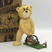 ✨ 'BAD TASTE BEARS' COLLECTABLE BEAR FIGURINE 'VON TRAPP' BOXED!