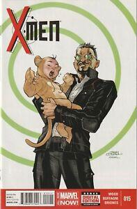 X-Men #15 (2014) Marvel Comics