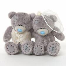 "Me to You dos 4"" Novia & Novio Boda Suave Felpa-Tatty Teddy Bear"
