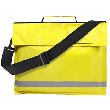 Euro Book Bag with Strap Junior School Conference A4 Bag - 8 Colours