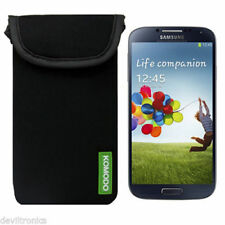 Komodo Neoprene Mobile Phone Pouch Pocket Cover Case Samsung Galaxy S4 19500 ///