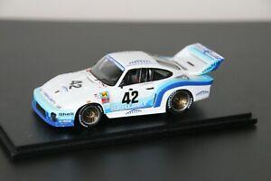 Porsche 935 N°42 Le Mans 1979 spark 1/43