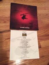 OPENING NIGHT MISS SAIGON NYC 3/23/17 SOUVENIR PROGRAM BROADWAY MUSICAL NYC 2017