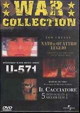 War Collection (Nato il 4 Luglio - U-571 - Il Cacciatore) Sig 5050582309928