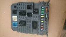 CITROEN PEUGEOT Steuergerat Modules Contrôleur BSI 2004 p07 - 00 FUSE BOX