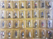 RARE ALTAYA  AUSTERLITZ 32 FIGURINES s/blister +ECHIQUIER+32 FASCICULES