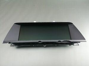 """Orig BMW 5er F10 7er F01 F02 Cid L6 10 """" 'Ll Central Information Display"""