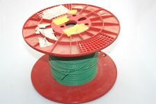 Raychem TE 580 FT 55A1132-26-5/5/5-5 Cable 26 AWG 600V 3 Cond Shielded Green