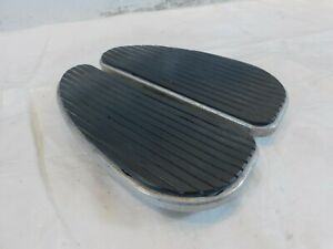 Victory V92 Classic & Touring Cruiser Left & Right Front Footboard Floorboards