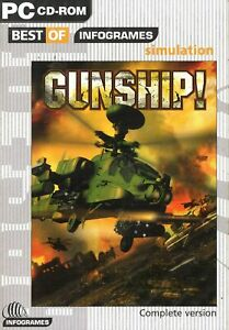 gun ship & heroes over europe    new&sealed
