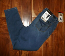 Seven7 Women High Rise SKINNY Skin Fit Ultra Stretch Blue Jean Sz 16 Thespot917