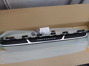 2021 KIA TELLURIDE LEFT SIDE RUNNING BOARD OEM BRAND NEW  shipping available