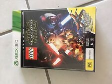 Xbox Lego Star Wars The Force Awakens Special Addition X-wing Fighter Pack Seald