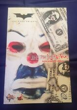 Hot Toys 1/6 The Dark Knight TDK The Joker Bank Robber 1.0 MMS79