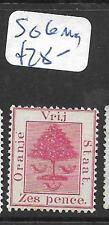 ORANGE FREE STATE  (PP3005B)  TREE     6D SG 6  MOG
