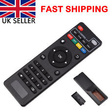 Android Quad Core Smart TV BOX Remote Control For MXQ M8 M8S KODI XBMC UK Stock