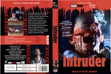 INTRUDER (Sam Raimi) - DVD NUOVO E SIGILLATO, PRIMA STAMPA RARA, NO IMPORT