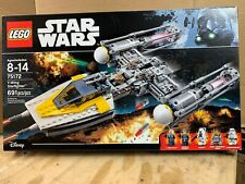 LEGO Star Wars Y-Wing Star fighter (75172) New and sealed box