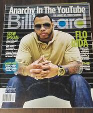 Flo Rida, SXSW Special, Bob Mould, PJ Harvey - March 21, 2009 Billboard Magazine