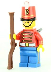 *BRAND NEW* Lego Minifigure Toy Soldier COL162 Character Mint Rare