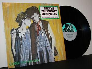 """DEXYS MIDNIGHT RUNNERS COME ON EILEEN 12"""" UK 1982 DEXYS912 FOLK ROCK POP VG+/VG+"""