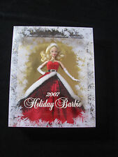 2007 Holiday Barbie Winter Edition Mattel New In Box