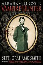 Abraham Lincoln Vampire Hunter,Grahame-Smith, Seth,New Book mon0000068082