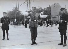 Photo Argentique - Ministère de la Guerre - Gendarmes - 1945 - WW2