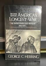 America's Longest War by George C. Herring - Highlighted