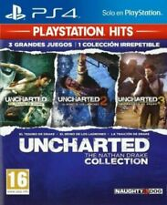 Uncharted: The Nathan Drake Collection PS4 - DESCARGA - SECUNDARIA - DIGITAL