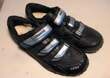 Shimano SPD SH-WM51 women's EU43 US 10.5 MTB bicycle shoes clipless MINT!