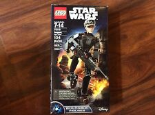 New LEGO Star Wars Sergeant Jyn Erso Buildable Figure Set 75119 in Sealed Box
