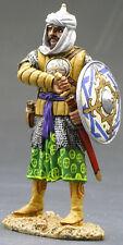 KING & COUNTRY MEDIEVAL KNIGHTS & SARACENS MK030 SARACEN DRAWING SWORD MIB