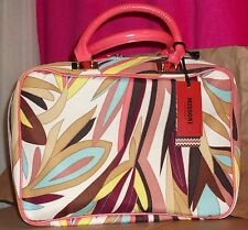 Missoni for Target Colore Weekender Make Up Travel Bag New Colorful