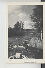 River Rapids at Morris Minn MN