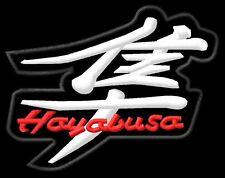Suzuki Hayabusa 1300 1300GSXR GSXR GSX Recusson brodé patche Thermocollant patch