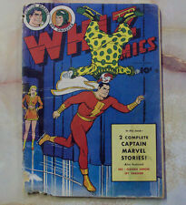 WHIZ COMICS VOLUME 13 76 IBIS JULY 1946 SPYSMASHER