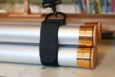 Tube Gang: Fly Rod Carry Strap- Perfect for Airline Travel-Makes One carry-on!