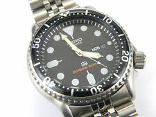 Mens Seiko 5H26-7A10 Quartz Professional Divers Watch - 200m