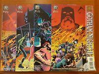 DC COMICS | BATMAN | GOTHAM NIGHTS II | 4 ISSUE MINI SERIES |1995