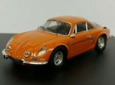 New Listing= Trofeu 1:43 Renault Alpine A110 Orange (Clear Cover & Sleeve) =