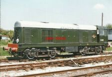 PHOTO  BR CLASS 20 NO D8001 LATER NO 20 001 AT THE MIDLAND RAILWAY CENTRE BUTTER