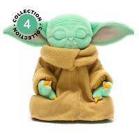 Disney Star Wars Mandalorian Baby Yoda The Child Meditating Mini plush soft toy