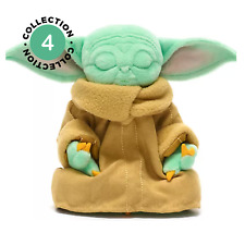 Disney Star Wars Mandalorian Baby Yoda The Child Meditating Mini plush soft toy