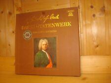 Bach Complete Cantatas Vol.7 HARNONCOURT TELEFUNKEN 2 LP BOX 6.35033 EX NM