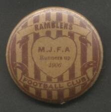 Ramblers Football Club 1906 Badge