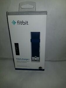 FITBIT CHARGE 2 BLUE BAND UNOPENED L/G