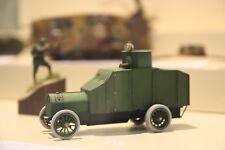 WWI Italian Armoured Car FIAT Arsenale 1912 1/35 Resin CRIEL Cri.el Crielmodel