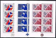 Aserbaidschan - Berg-Karabach 34/36 KB ** Michel 250,00 (1943)