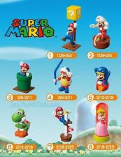 Mcdonald's Super Mario (set of 4 figures only)